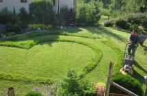 Projekt i aranżacja zieleni, Dywity