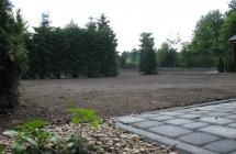 Projekt i aranżacja zieleni, okolice Olsztyna