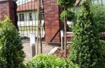 Projekt i aranżacja zieleni, Bartoszyce